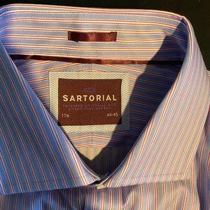 Marks & Spencer Sartorial Button Down Shirt